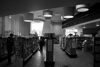 Bantry Library 05 - Interior