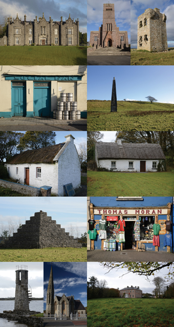 Buildings of County Mayo Exhibition