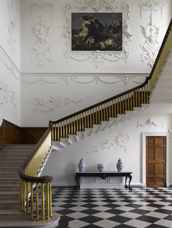 Castletown, Celbridge, County Kildare 03 – Staircase Hall