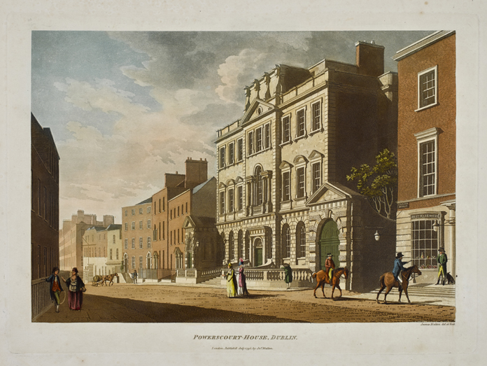City Assembly House, 58 South William Street 03 - James Malton (1795)