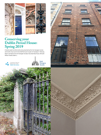 Conserving Your Dublin Period House Spring 2019