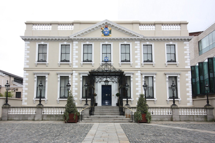 Mansion House, Dublin 01 - Representative View
