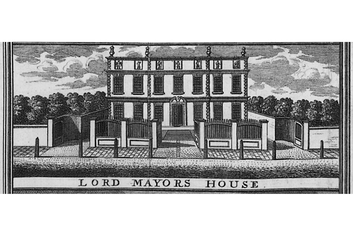 Mansion House, Dublin 02 - Lord Mayors House (1728)