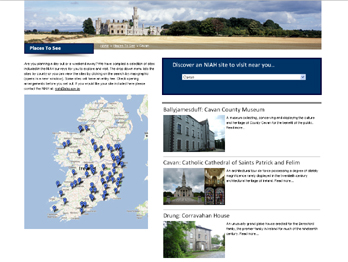 Places to See in County Cavan