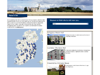 Places to See in County Mayo