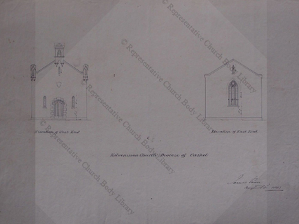 RCB Library 01 - Saint Hugh's Church (Kilvemnon), County Tipperary
