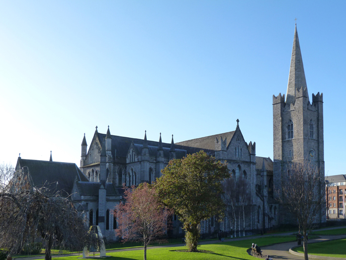 Saint Patrick's Cathedral, Dublin 01 – Representative View