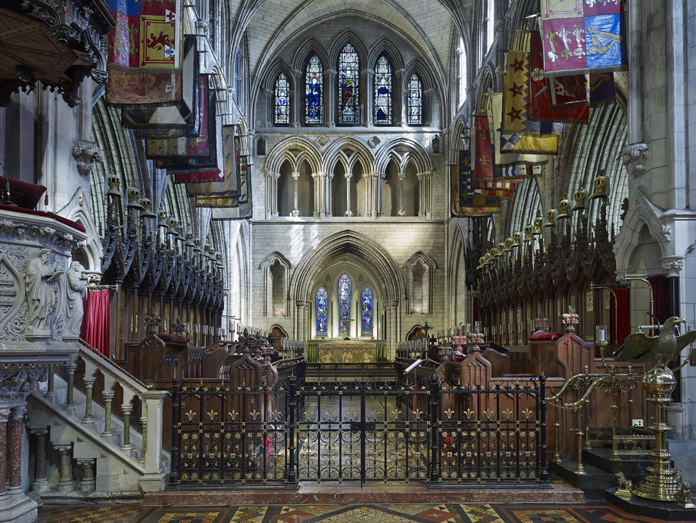 Saint Patrick's Cathedral, Dublin 07 – The Choir (2014)