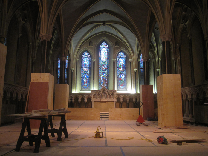 Saint Patrick's Cathedral, Dublin 08 – Lady Chapel (2012)