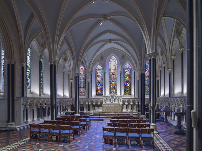 Saint Patrick's Cathedral, Dublin 09 – Lady Chapel (2014)