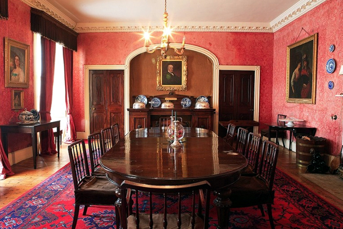 Strokestown Park House 03 - Dining Room