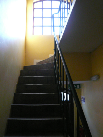 The Echlin Buildings, Echlin Street, Dublin 04 - Stairwell