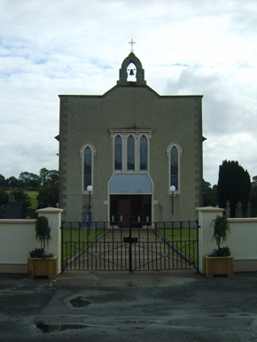 "Wexford Town's ""Twin Churches"" 04 - Castledockrell Church"