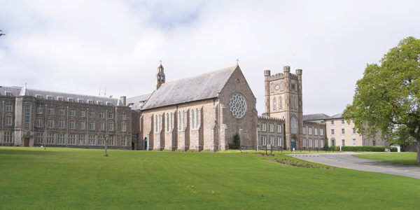 "Wexford Town's ""Twin Churches"" 05 - Saint Peter's College"